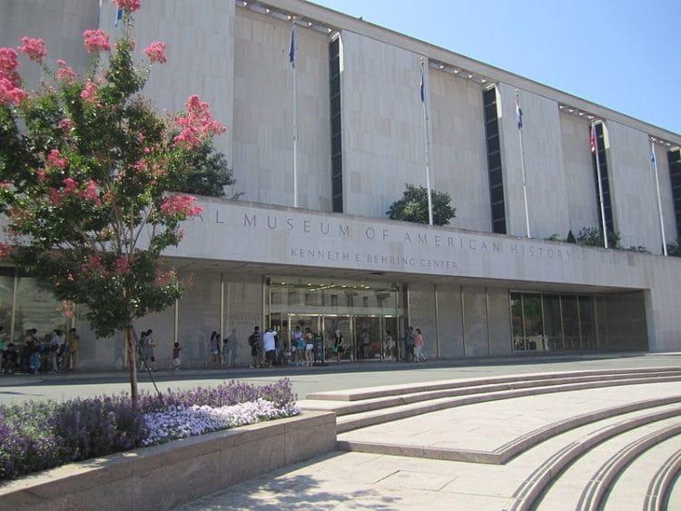 Музей американской истории - достопримечательности Вашингтона