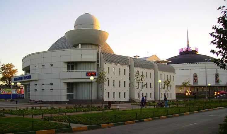 Нижегородский планетарий - достопримечательности Нижнего Новгорода