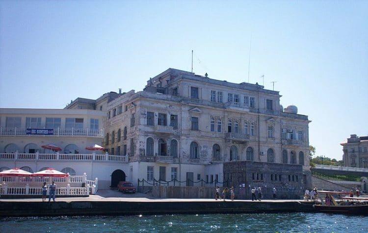 Севастопольский морской аквариум-музей - достопримечательности Севастополя