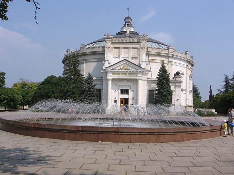 Музей панорама «Оборона Севастополя» - достопримечательности Крыма