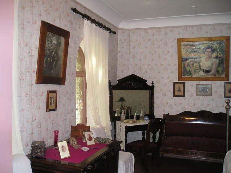 Дом-музей Чехова - достопримечательности Ялты