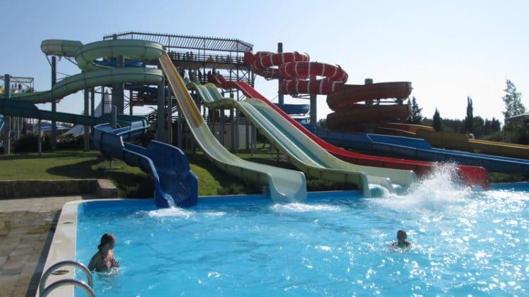 Аквапарк «Зурбаган» - достопримечательности Севастополя