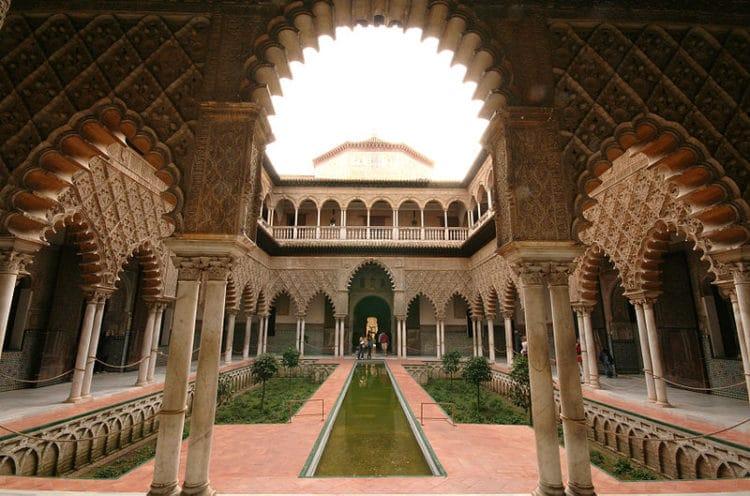 Севильский Алькасар - достопримечательности Севильи