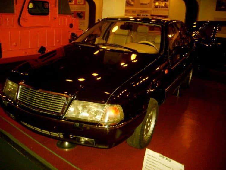 Музей истории ОАО «ГАЗ» - достопримечательности Нижнего Новгорода