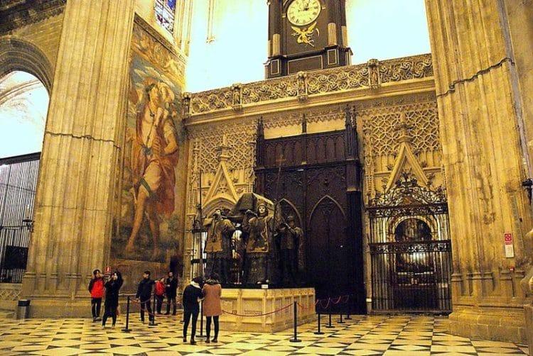 Севильский кафедральный собор - достопримечательности Севильи