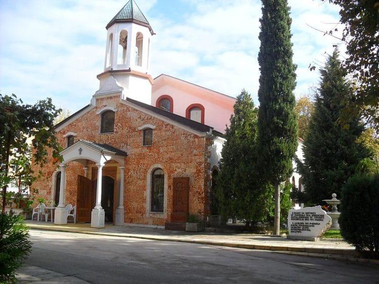 Армянская церковь Святого Саркиса - достопримечательности Варны
