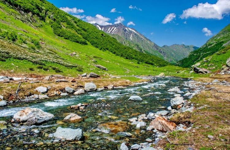 Кроноцкий биосферный заповедник - достопримечательности Камчатки