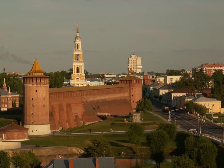 Коломенский кремль - достопримечательности Коломны