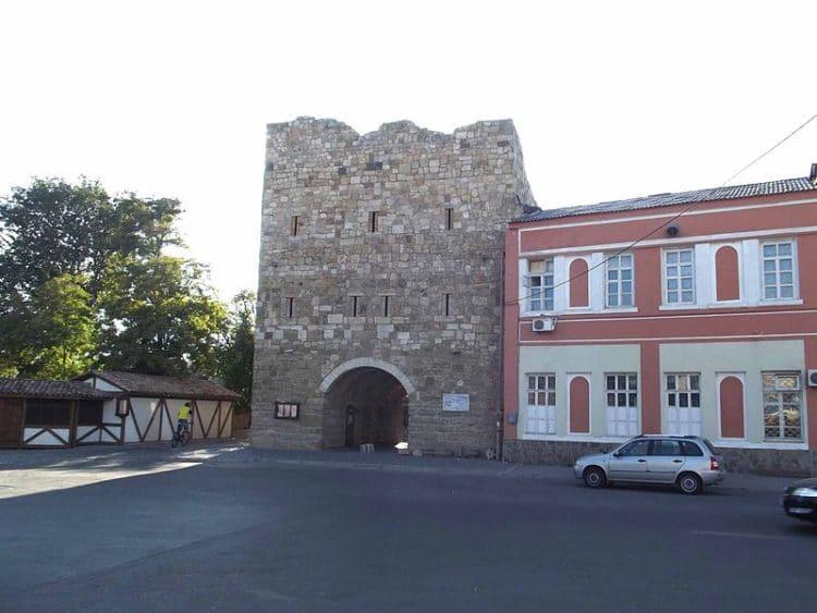 Гёзлёвские ворота - достопримечательности Евпатории