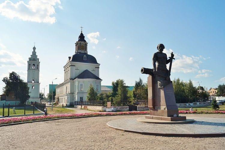 Музей «Некрополь Демидовых» - достопримечательности Тулы