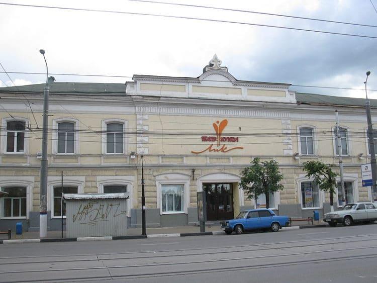 Тульский государственный театр кукол - дочтопримечательности Тулы