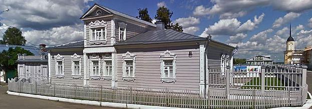 Музей Органической Культуры - достопримечательности Коломны