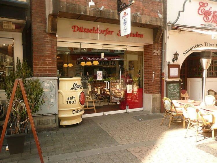 Музей горчицы - достопримечательности Дюссельдорфа