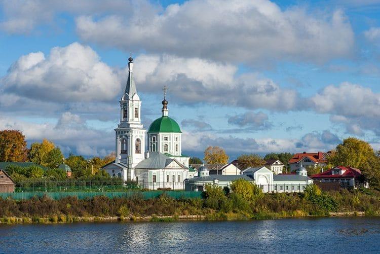 Свято-Екатерининский женский монастырь - достопримечательности Твери