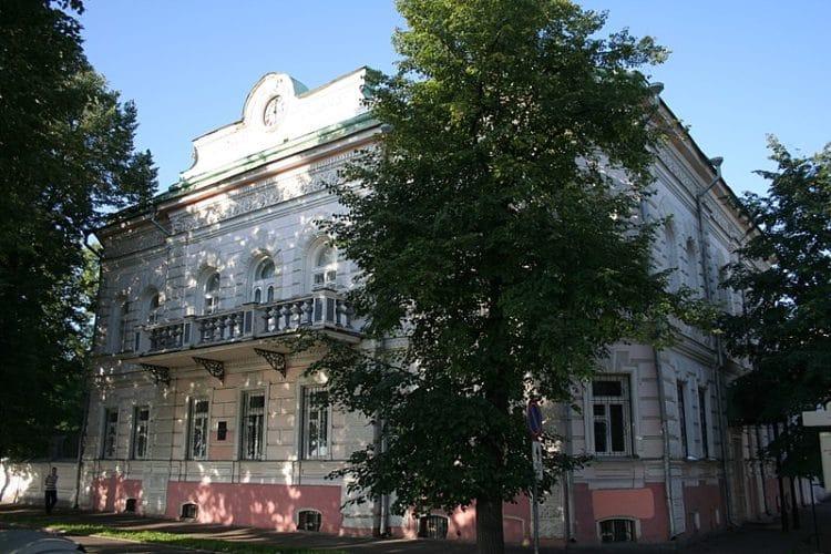 Музей истории города Ярославля - достопримечательности Ярославля