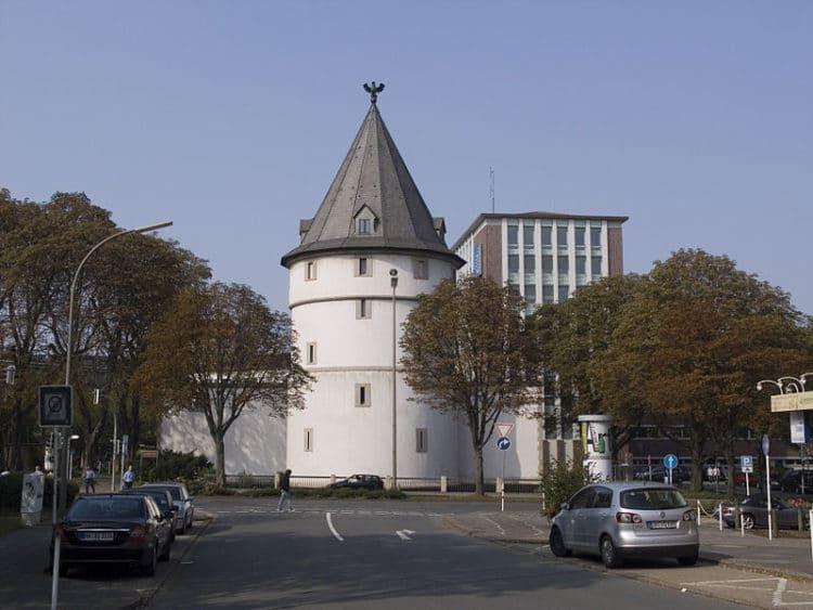 Орлиная башня - достопримечательности Дортмунда