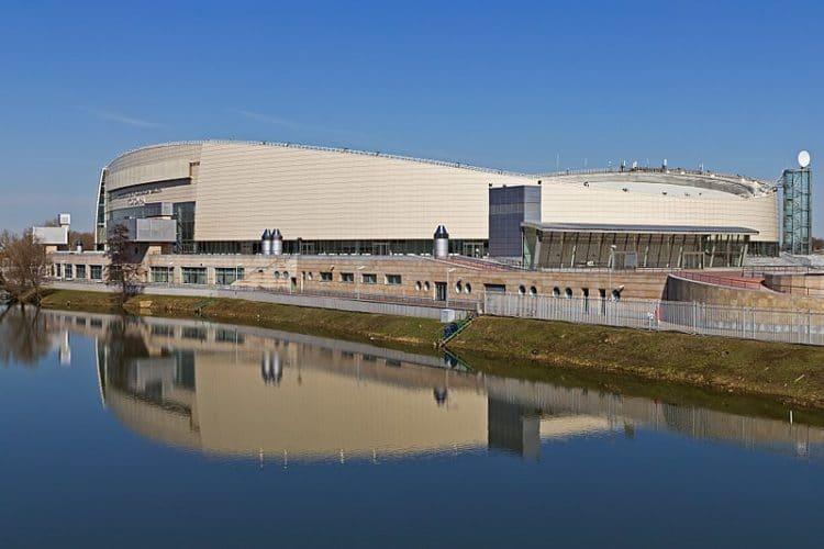 Конькобежный центр «Коломна» - достопримечательности Коломны