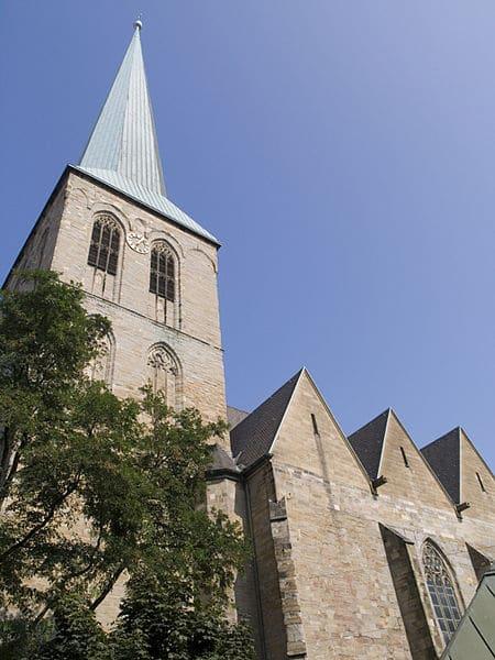 Церковь Святого Петра - достопримечательности Дортмунда