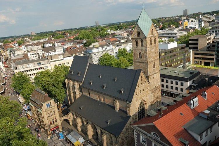 Церковь Святой Марии - достопримечательности Дортмунда