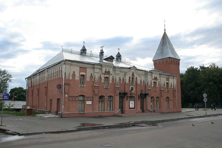 Кукольный театр в Костроме - достопримечательности Костромы