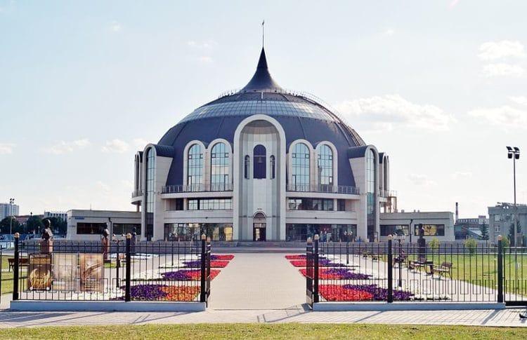 Тульский музей оружия - достопримечательности Тулы