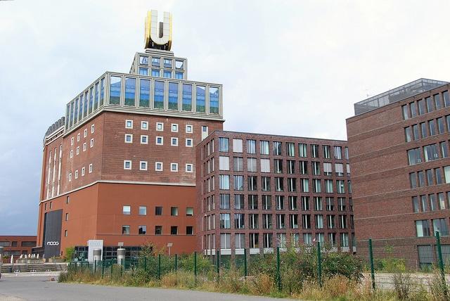 Культурный центр «Dortmund U-Tower» - достопримечательности Дортмунда