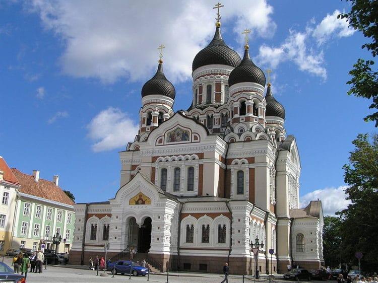 Александро-Невский собор - достопримечательности Таллина