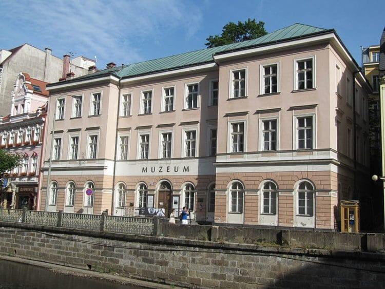 Карловарский краеведческий музей - достопримечательности Карловых Вар