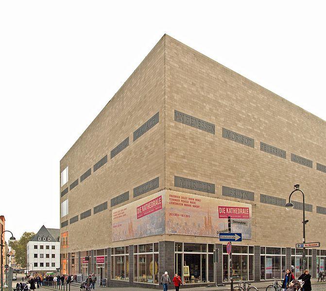 Музей Вальрафа-Рихарца - достопримечательности Кёльна