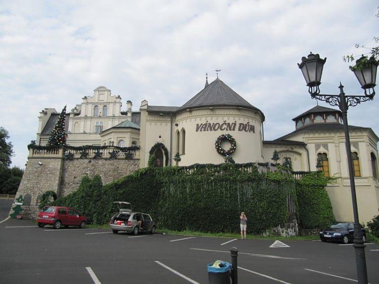 Дом Рождества - достопримечательности Карловых Вар