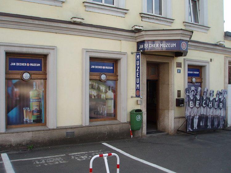 Музей ликёра «Бехеровка» - достопримечательности Карловых Вар