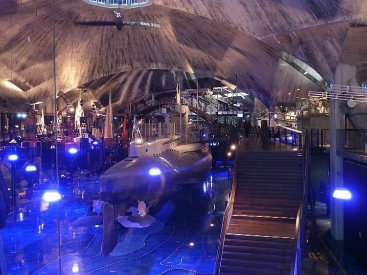 Музей-гидроаэропорт «Леннусадам» - достопримечательности Таллина