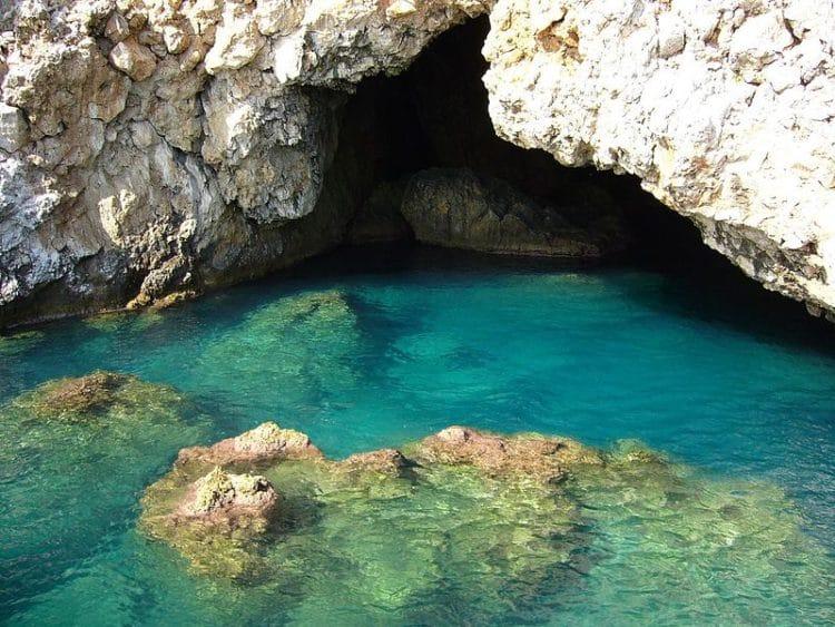 Пещера пиратов - достопримечательности Кемера