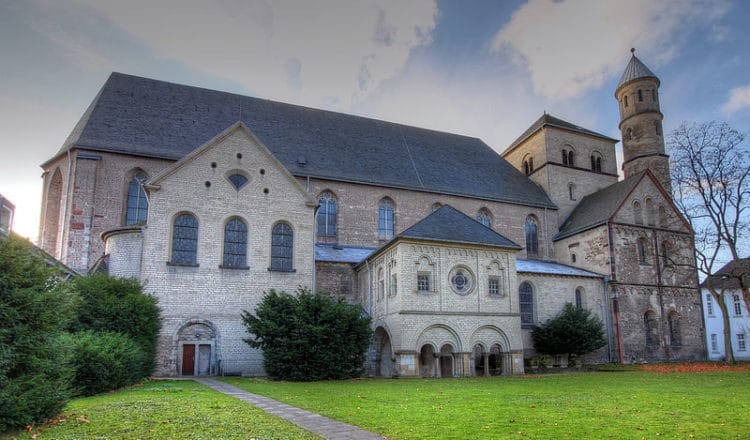 Церковь Святого Пантелеймона - достопримечательности Кёльна