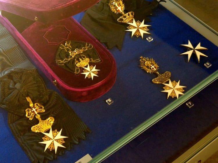Музей рыцарских орденов - достопримечательности Таллина