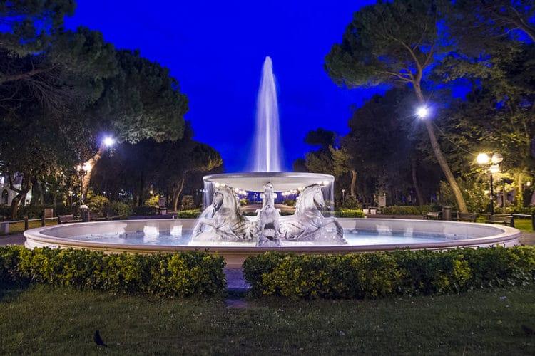 Парк Федерико Феллини - достопримечательности Римини