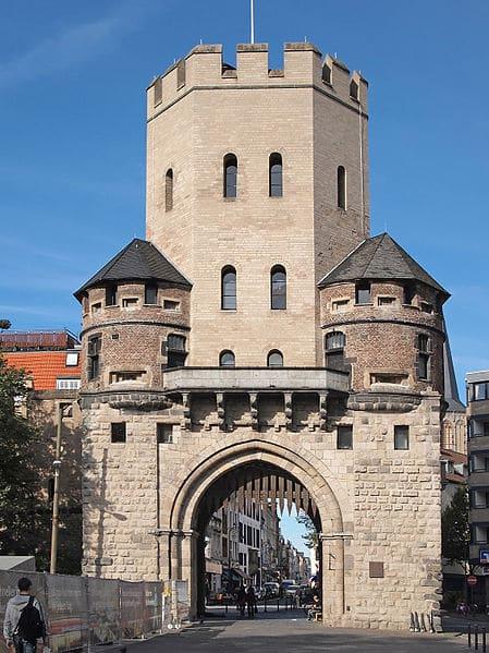 Ворота Святого Северина - достопримечательности Кёльна