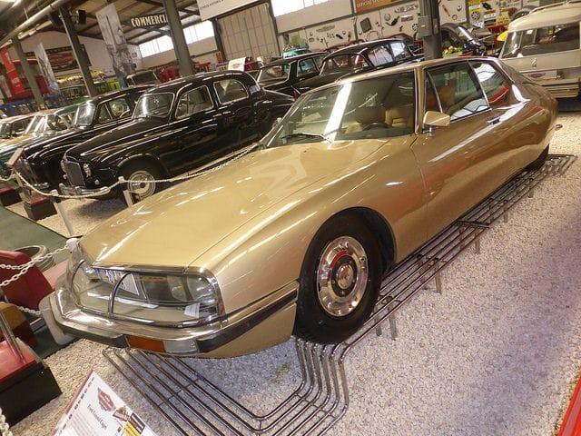 Музей исторических и классических автомобилей - достопримечательности Лимассола
