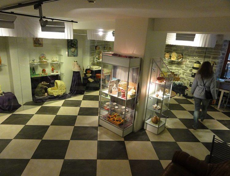 Галерея марципана - достопримечательности Таллина