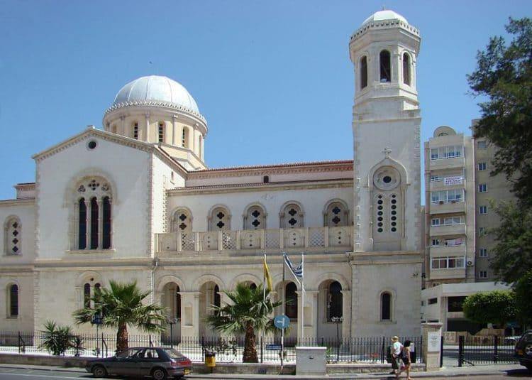 Кафедральный собор Агиа-Напа - достопримечательности Лимассола
