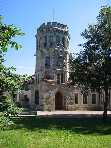 Замок Маарьямяги - достопримечательности Таллина