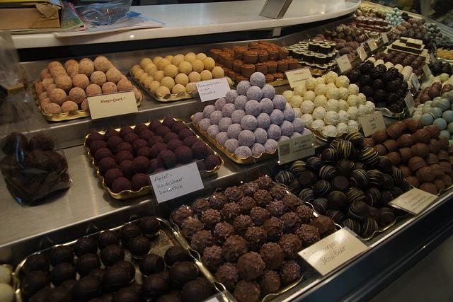 Музей шоколада - достопримечательности Кёльна
