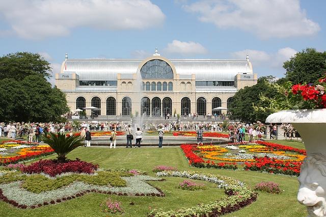 Ботанический сад «Флора» - достопримечательности Кёльна