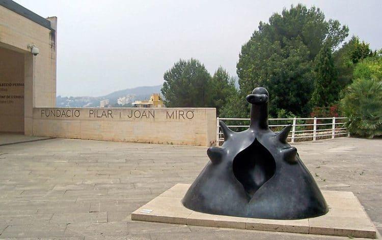 Фонд Пилар и Хуана Миро - достопримечательности Майорки