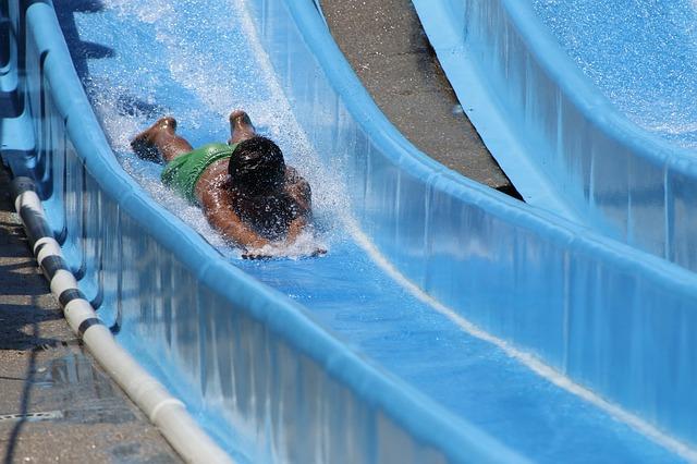 Аквапарк «Водный мир» - достопримечательности Кемера