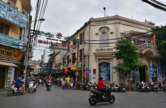 Старый квартал «36 улиц» - достопримечательности Ханоя