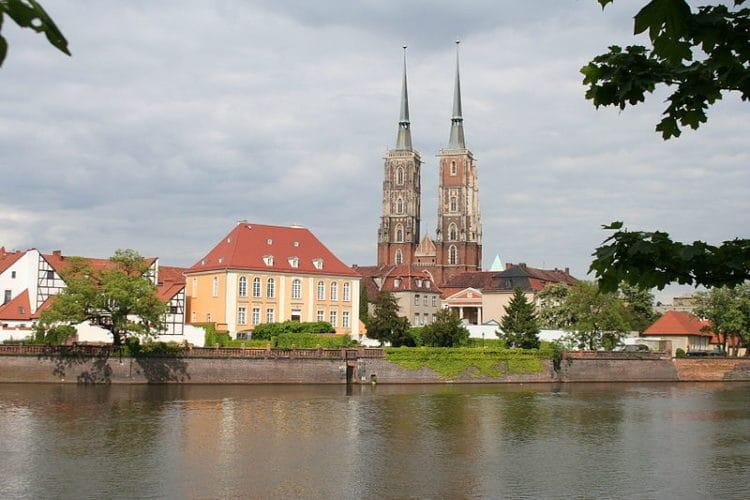 Вроцлавский собор - достопримечательности Вроцлава