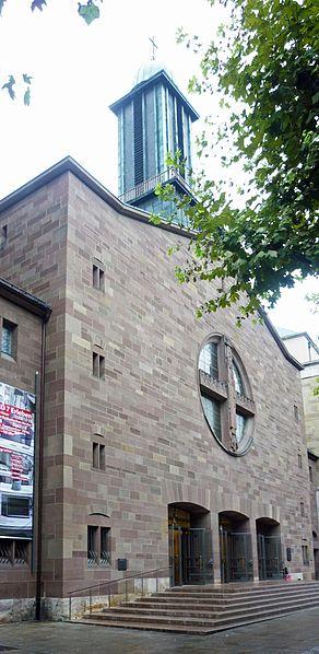 Собор Святого Эберхарта - достопримечательности Штутгарта