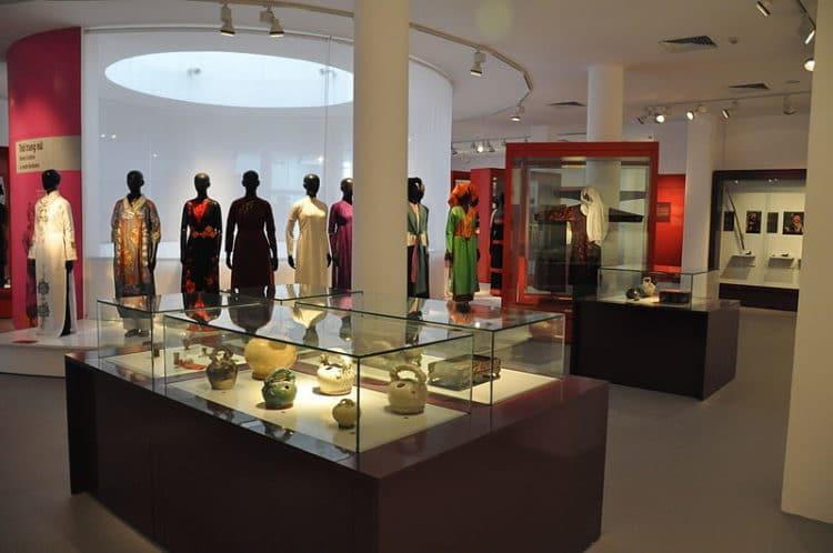 Музей вьетнамских женщин - достопримечательности Ханоя