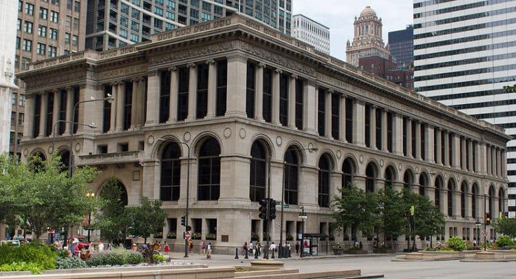Чикагский культурный центр - достопримечательности Чикаго
